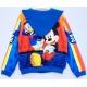 J3G1M04 เสื้อกันหนาว Size S อายุ 3-4 ขวบ ลายลิขสิทธิ์ Mickey Mouse ลาย มิ๊กกี้เม้า โทนสีน้ำเงิน