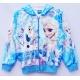 G31JP09 Size 4 อายุ3-4 ขวบ เสื้อกันหนาว Fozen ลายเจ้าหญิงแอลซ่ากับโอราฟ โทนสีฟ้า